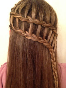 Braid Hairstyles   Braided Hairstyles For Girls With Most Up To Date Loose Historical Braid Hairstyles (View 19 of 25)