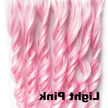 Crazy Color Semi Permanent Hair Dye 100Ml From Bluebanana In Current Light Pink Semi Crown Braid Hairstyles (View 21 of 25)