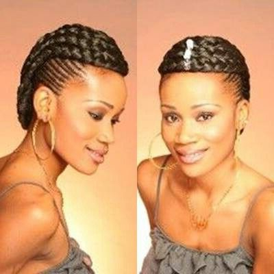 Creative Braided Crown   Natural Hair Styles Within Current Braided Crown Rose Hairstyles (View 11 of 25)