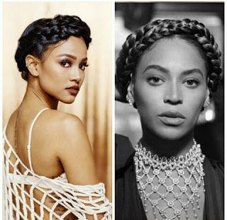 Crown Of Braids Black – Google Search   Hair Styles, Crown Inside Latest Braided Crown Rose Hairstyles (View 14 of 25)