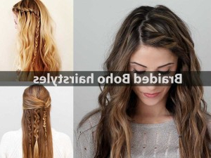 Cute Braided Boho Hairstyles – Hairstyle For Women With Most Recent Boho Braided Half Do Hairstyles (View 8 of 25)