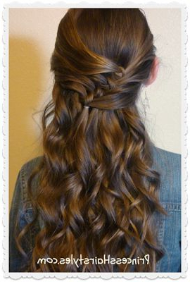 Featured Photo of Knotted Braided Updo Hairstyles