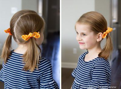 Diy Fabric Knot Hair Bows & Hairstyle Ideas!   Hair Bows With Regard To Most Up To Date Knotted Braided Updo Hairstyles (View 9 of 25)