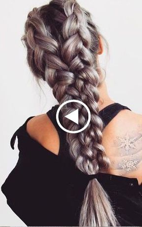 Do You Wanna Learn How To Dutch Braid Your Own Hair? Well Within Newest Five Dutch Braid Ponytail Hairstyles (View 2 of 25)