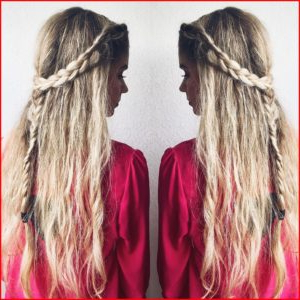 Double Dutch Fishtail Braids | Short Hair Models Pertaining To 2020 Double Braided Single Fishtail Braid Hairstyles (View 19 of 25)