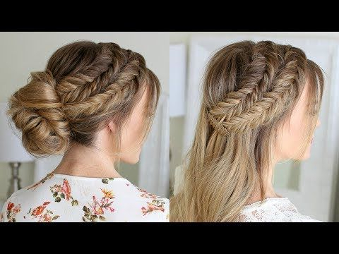 Double Dutch Fishtail Braids (With Images) | Braids For Regarding 2020 Double Braided Single Fishtail Braid Hairstyles (View 6 of 25)