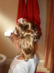 Double Rope Braids | Braided Bun Hairstyles, Double Crown Within Current Rope And Braid Hairstyles (View 8 of 25)