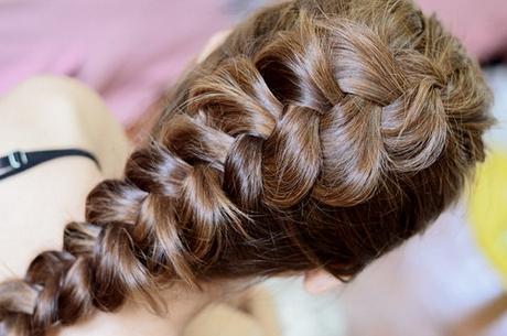 Featured Photo of Quad Dutch Braids Hairstyles