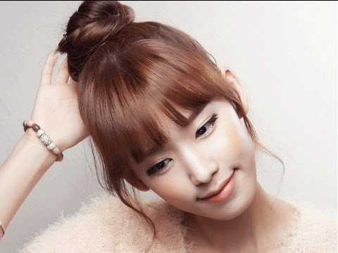 [????] ??? ???? #2 – ?????? ? The Braided Top Knot Hair With Regard To Current Braided Top Knot Hairstyles (View 11 of 25)