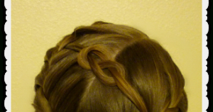 Figure 8 Knot, Hairstyle With Braids   Hairstyles For In Latest Knotted Braided Updo Hairstyles (View 8 of 25)