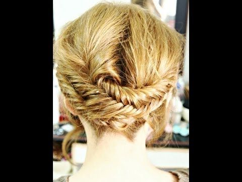 Fishtail Crown Braid Hair Tutorial (With Images)   Braided Pertaining To Latest Braided Crown Rose Hairstyles (View 5 of 25)
