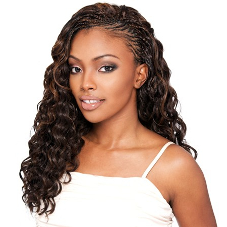 Freetress Braid/Bulk Loose Appeal 24 Inch Within Most Recently Loose Historical Braid Hairstyles (View 7 of 25)
