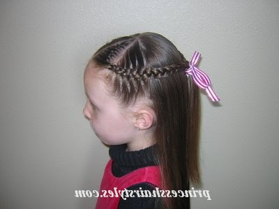 French Braided Heart | Hairstyles For Girls – Princess In Latest Dutch Heart Braid Hairstyles (View 25 of 25)