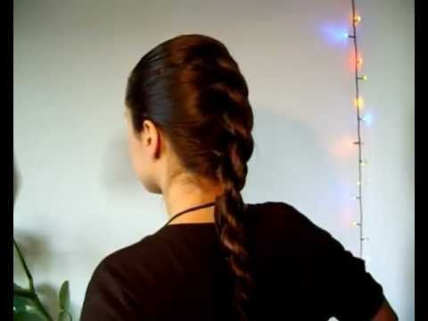 French Rope Braid (+Playlist) | Hair Styles, No Heat Intended For Newest Rope Half Braid Hairstyles (View 7 of 25)