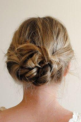 Fun Braid Updo   Hairstyles How To In Best And Newest Knotted Braided Updo Hairstyles (View 6 of 25)