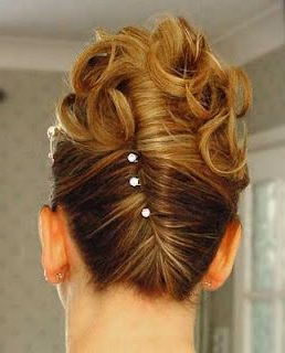 Hairstyle Messy Bun | French Twist Hair, Twist Hairstyles Regarding Best And Newest Messy Twisted Braid Hairstyles (View 10 of 25)