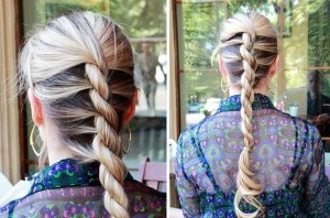 How To Diy Twisted Rope Braid Hairstyle In Most Recent Rope And Braid Hairstyles (View 13 of 25)
