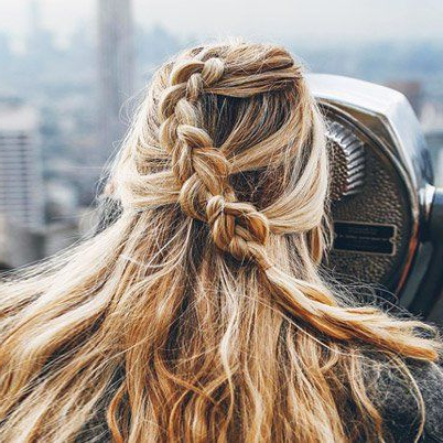 How To Dutch Braid In 8 Easy Steps   Hair Styles, Cute Inside Latest Five Dutch Braid Ponytail Hairstyles (View 14 of 25)