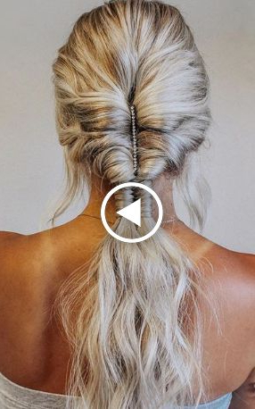 How To Dutch Infinity Braid & Stunning Infinity Braid For Recent Five Dutch Braid Ponytail Hairstyles (View 13 of 25)
