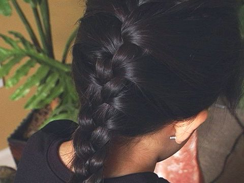 How To French Braid Hair   French Braid Hairstyles, French With Regard To Most Current Defined French Braid Hairstyles (View 12 of 25)