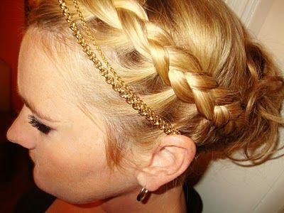 How To: Greek Goddess Updo | Grecian Goddess Hair, Greek Regarding Newest Greek Goddess Braid Hairstyles (View 16 of 25)