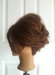 Image Result For Veil French Twist | French Twist Hair Pertaining To Latest Messy Twisted Braid Hairstyles (View 17 of 25)