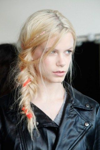 Lazy Girls Unite! Messy Braids Are Here | Braided Intended For Most Recent Messy Twisted Braid Hairstyles (View 25 of 25)