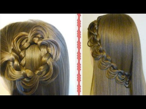 Melting Braid Tutorial And Cute Hairstyle Ideas (View 20 of 25)