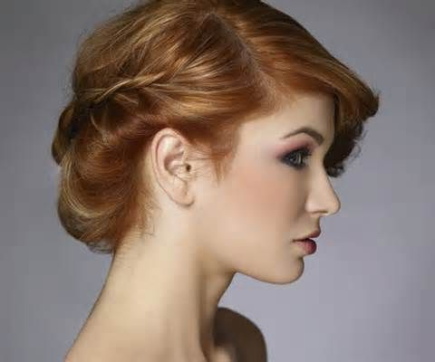 Messy French Twist Hairstyle – – Yahoo Image Search Throughout Best And Newest Messy Twisted Braid Hairstyles (View 20 of 25)