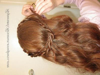 Mini Rope Braids | Braids, Long Hair Styles, Hair Styles Intended For Best And Newest Rope Half Braid Hairstyles (View 11 of 25)