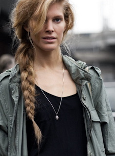 Mod Style Lounge: Getting Ready On School Days! Throughout Current Loose Double Braids Hairstyles (View 19 of 25)