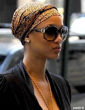 Natural Hair Head Wraps – Everything Natural Hair Within Current Head Wrap Braid Hairstyles (View 7 of 25)