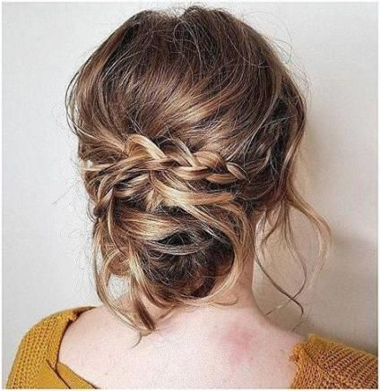 New Hairstyles Boho Messy Ideas (With Images) | Braided With Current Messy Twisted Braid Hairstyles (View 2 of 25)