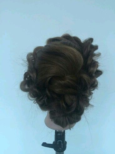 Pinlucindihair Crownacademy On Students Hairdressing For Most Current Rope And Braid Hairstyles (View 9 of 25)