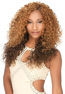 Premium Too Bohemian Wave Weave – Afrostyling   Braided Intended For Most Popular Boho Braided Half Do Hairstyles (View 4 of 25)