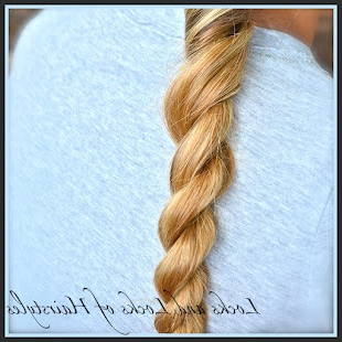 Rope Braid | Hair Styles, Rope Braid, Great Hair In Most Recently Rope And Braid Hairstyles (View 18 of 25)