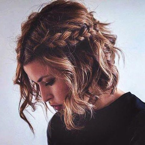 Rope Braid Hairstyles (20 Cute Ideas For 2019 With Regard To Most Current Rope And Braid Hairstyles (View 22 of 25)