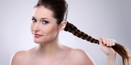 Rope Braid Hairstyles In Most Recent Rope Half Braid Hairstyles (View 14 of 25)