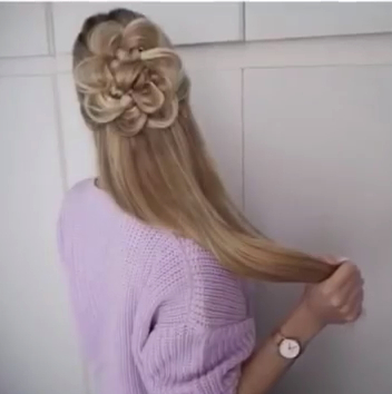 Rose Bun   Hair Styles, Sally Beauty, Cool Hairstyles For Most Popular Double Rose Braids Hairstyles (View 7 of 25)