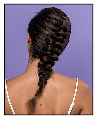 Scunci Video Tutorials | Dutch Braid – Learn How To Do Intended For Best And Newest Dutch Heart Braid Hairstyles (View 6 of 25)