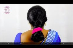 Short Hair Updo For Work Office Job Interview Elegant Inside Most Current Folded Braided Updo Hairstyles (View 16 of 25)