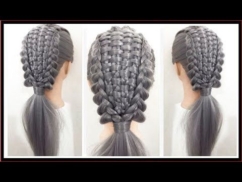 So   Simple   Basket   Braid / Hair Glamour / Hairstyles In Current Rolled Roses Braids Hairstyles (View 11 of 25)