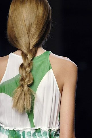 Splendid Hair Styles Imageshannon Malynn Keen   Loose Regarding Recent Loose Double Braids Hairstyles (View 3 of 25)