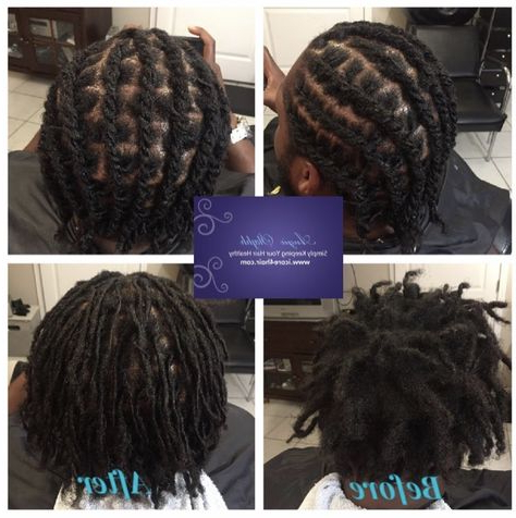 Starter Loc Repair | Hair Styles, Your Hair, Braids For Most Recent Head Wrap Braid Hairstyles (View 23 of 25)