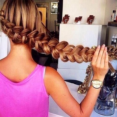 The Only Braid Styles You'Ll Ever Need To Master | Hair In Latest Head Wrap Braid Hairstyles (View 19 of 25)