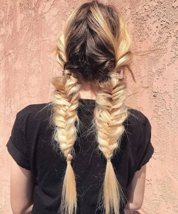 Top 5 Easy Braided Hairstyles 2018 For Summer Season Intended For Current Messy Twisted Braid Hairstyles (View 16 of 25)