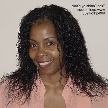 Tree Braids: Wet And Wavy Tree Braids   Braided Hairstyles In Most Current Tree Braids Hairstyles (View 15 of 25)