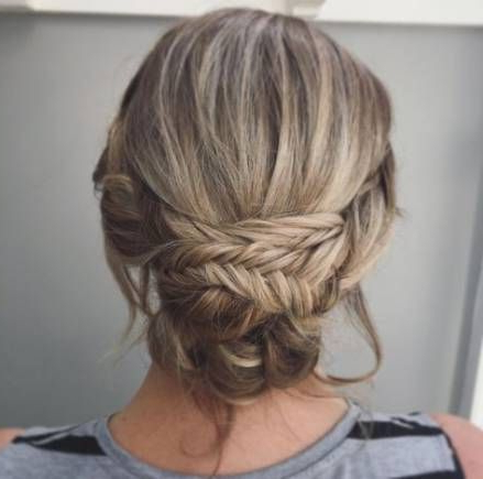 Trendy Braids Messy Boho Plaits Ideas – Braids Hairstyles Throughout Best And Newest Messy Twisted Braid Hairstyles (View 3 of 25)