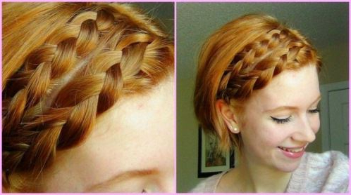 Two French Braid Hairstyles For Women Throughout Latest Double Rose Braids Hairstyles (View 4 of 25)
