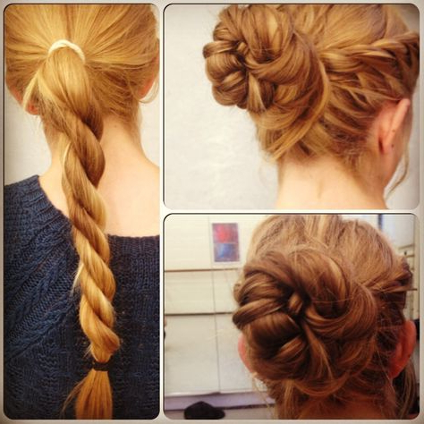 Various Use Of The Rope Braid (View 4 of 25)